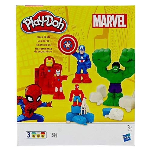Play-Doh Marvel Pâte à Modeler