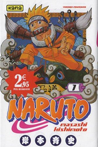 Naruto, Tome 1 : par Masashi Kishimoto
