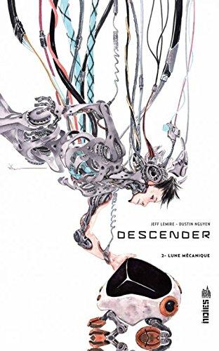 Descender (2) : Lune mécanique