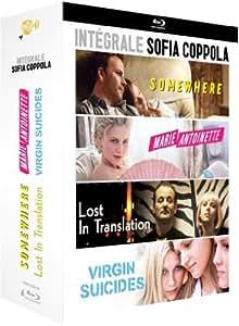 Intégrale Sofia Coppola - Coffret 4 films [Blu-ray]