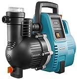 GARDENA Hauswasserautomat 4000/5E: Energiesparende Hauswasser- und Bewässerungspumpe mit innovativer Technik