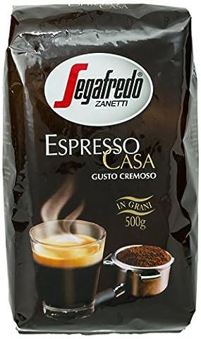 500g Kaffeebohnen Segafredo Espresso Casa