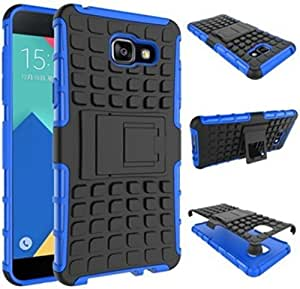 Generic Premium Defender Shock Proof Protective BACK COVER / Case With stand FOR Samsung Galaxy A7 2016 - (Multi-coloured)