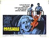 Paranoia Affiche du film Poster Movie Paranoïa (22 x 28 In - 56cm x 72cm) Half Sheet Style A