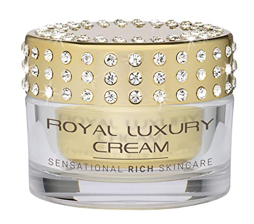 ROYAL LUXURY CREAM - High Level Anti-Aging, Lifting Creme für Gesicht, Hals & Dekolleté | Katja van Ayk Kosmetik - Professionelle Luxus...