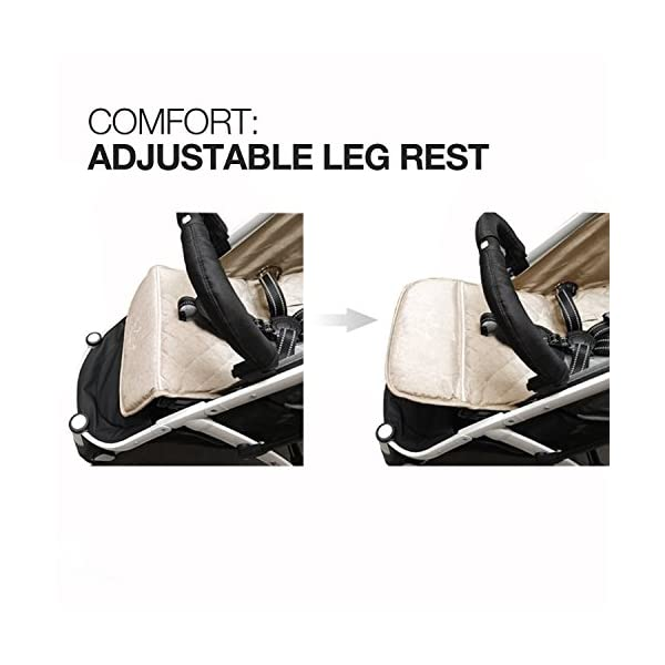 Allis Lightweight Baby Pram Pushchair Buggy Travel Stroller Plume - Beige  Made according to British Standard EN1888, Fabrick OKo-Tex standard 100 and Fire Safety Regulations 1988. Lockable 360 swivel wheels, removable and suspension Lightweight 5.8Kg only, Easy to fold with one hand only 5