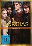 Die Borgias - Season 2 [4 DVDs]