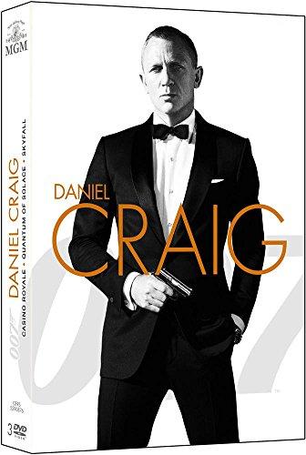 james-bond-007-daniel-craig-la-trilogie-casino-royale-quantum-of-solace-skyfall