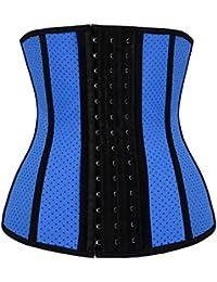 Faja del cuerpo de la cintura del corsé de la cintura de la faja del deporte de la cintura del deporte de las mujeres