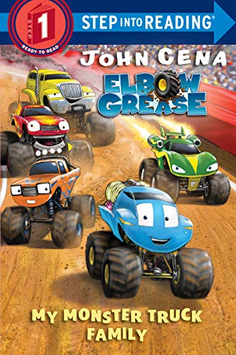 My Monster Truck Family (Elbow Grease) (Step into Reading) (English Edition)