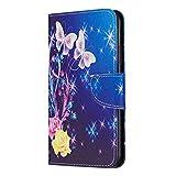 Lomogo Cover iPhone 11 PRO Max Portafoglio, Custodia a Libro Pelle Porta Carte Chiusura Magnetica Antiurto Flip Wallet Case per Apple iPhone 11 PRO Max - LOBFE040291#1