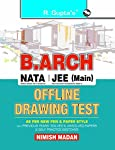 This immensely valuable book of Previous Years' Solved and Unsolved Papers of Offline Drawing Test is specially published for the aspirants of NATA/JEE (Main Paper-II) for admission to B.Arch Course. The book comprises numerous questions in several S...