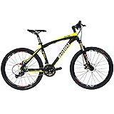 BEIOU® Toray T700 Carbon Fiber Mountain Bike Complete...