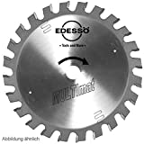 Edessö 46135030 HM-Kreissägeblatt Präzision-Super WZ 2 KNL HW 350x3,2/2,2x30 Z=54 SWZ, Silber