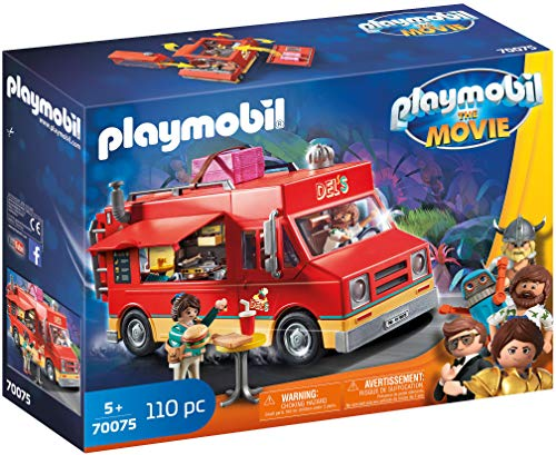 PLAYMOBIL:THE MOVIE Del's Food Truck