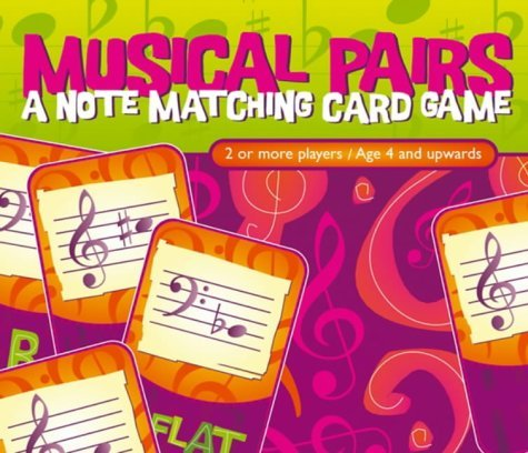 Musical Pairs Game by Chester Music (2005-08-01)