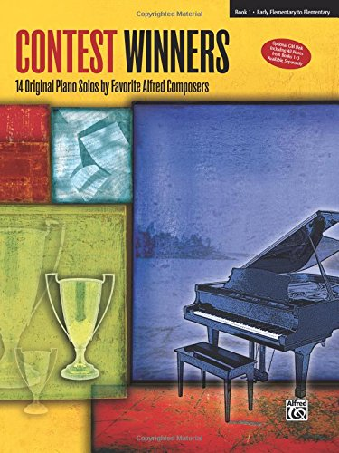 Contest Winners, Book 1: Early Elementary to Elementary