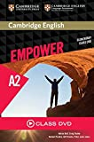 Cambridge English Empower : Elemtary A2, Class DVD