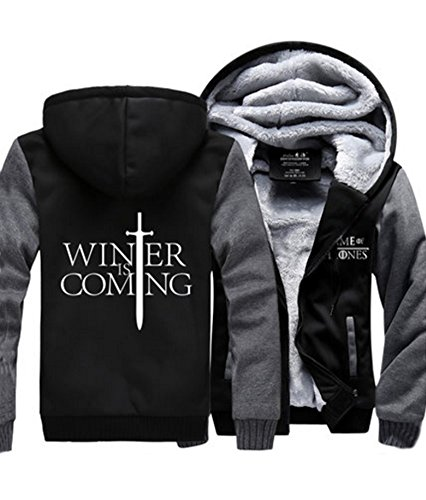 Winter Plus Samt Kapuzen Pullover Hoodie Dick Zip -