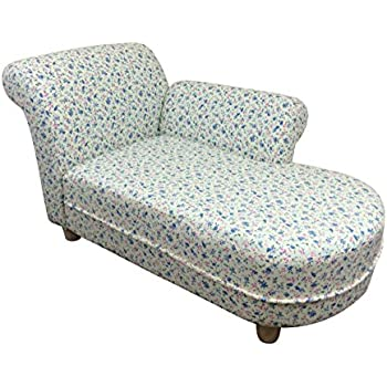 Kids Childrens Toddler Floral Chaise Lounge Chair Amazon