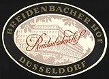 Etiqueta Hotel Antigua - BREIDENBACHER HOF - DÜSSELDORF
