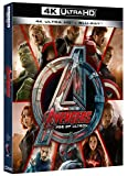 Avengers - Age Of Ultron (Blu-Ray 4K Ultra HD+Blu-Ray)