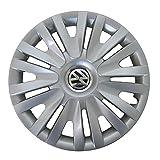 Volkswagen 5K0071455 Radzierblende 15 Zoll in Brillantsilber, Anzahl 4