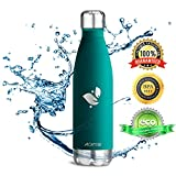 Aorin 500ml Trinkflasche (Blauer See) - 2