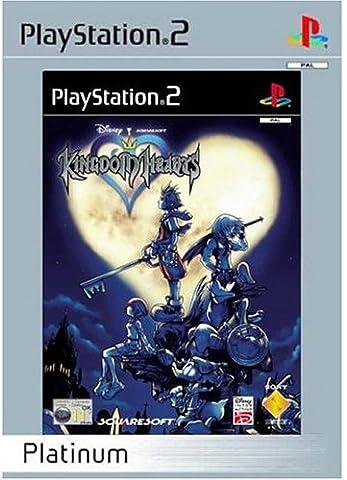 Kingdom Hearts - Platinum Edition (PS2)