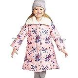 AMYMGLL Filles vers le bas veste épaississement de la mode des enfants vers le bas veste blouse bébé contenu 100% costume d'hiver , colors , 150