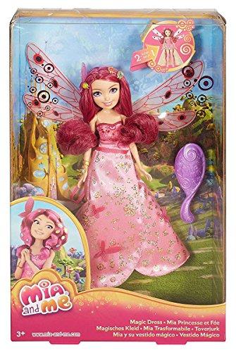 Mia Et Moi - CMM63 - Poupée Mannequin - Mia Princesse Et Fée