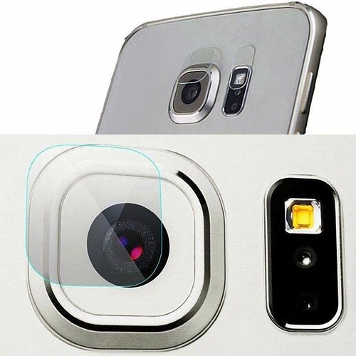 LussoLiv BG-1067812 Tempered Glass for Samsung Galaxy S7 Edge Camera Lens
