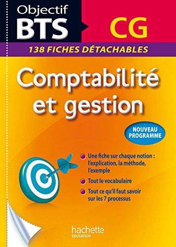 Objectif BTS Fiches Comptabilité et Gestion par Patricia Charpentier