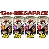 Animonda | Megapack Carny Adult Mix 1 | 12 x 400 g