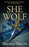 The She-Wolf (The Accursed Kings, Book 5)