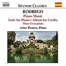 Rodrigo: Piano Music, Vol. 2