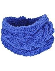 Style Nuvo - Bandeau -  Femme taille unique -  Bleu - Bleu marine - One size