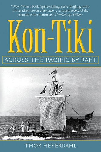 Book cover for KON-TIKI