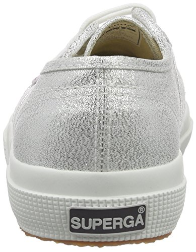 Superga  2750 Lamew, Sneakers Basses femme Argent - Silber (031)