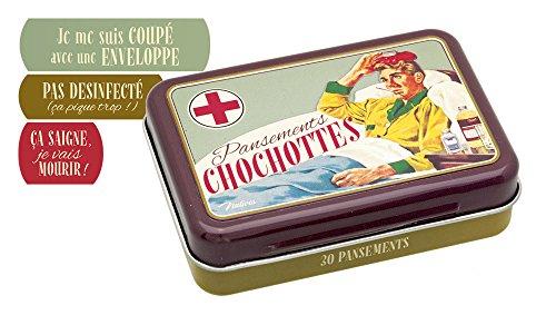 NATIVES Chochottes Boîte à 30 Pansements