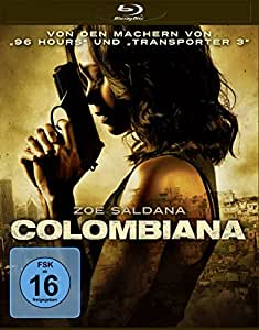 Colombiana [Blu-ray]