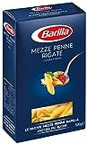 Barilla Pasta Mezze Penne Rigate, Pasta Corta di Semola di Grano Duro, I Classici - 500 g