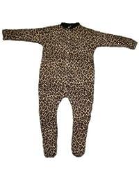 BabywearUK Schlafanzug Leopardenprint British Made
