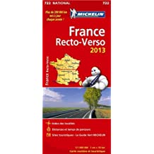 Carte NATIONALE France Recto-Verso 2013 n°722