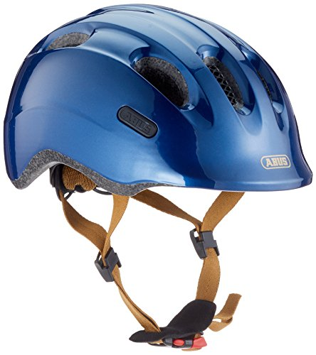 Abus Smiley 2.0 Fahrradhelm, royal Blue, S