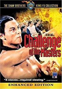 Challenge of the Masters [DVD] [1976] [Region 1] [US Import] [NTSC]