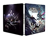 Final Fantasy XV: Kingsglaive (Steelbook- Edizione Limitata) (Blu-Ray + DVD)