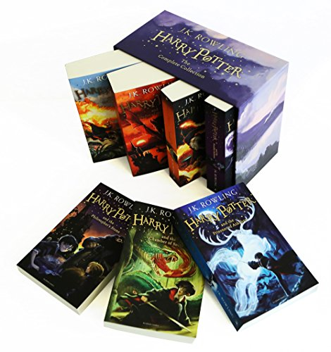 51kOgDiT4gL - Pack Harry Potter - The Complete Collection
