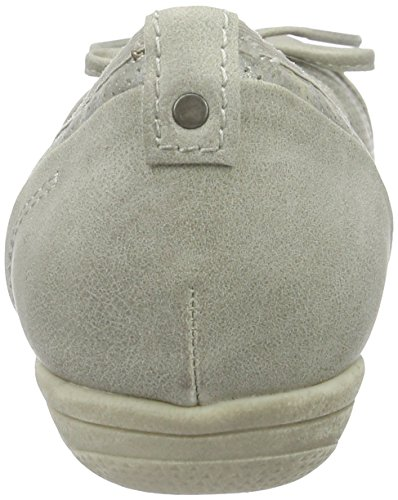 Softline Ladies 22168 Ballerine Chiuse Grigie (pettine Grigio Lt 211)
