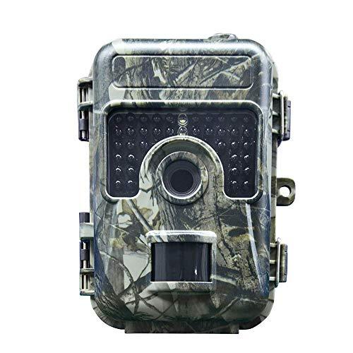 , IP66, 16MP 1080P Trail Wildlife-Kamera Nachtsicht Bewegung aktiviert, für Outdoor Wildlife Monitoring und Home Security (Color : -, Size : -) ()